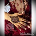 Фото тату Узоры хной (tattoo henna) (значение) - пример рисунка - 033 tatufoto.com