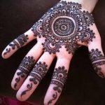 Фото тату Узоры хной (tattoo henna) (значение) - пример рисунка - 041 tatufoto.com