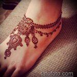 Фото тату Узоры хной (tattoo henna) (значение) - пример рисунка - 044 tatufoto.com
