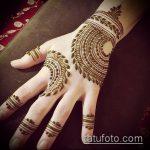Фото тату Узоры хной (tattoo henna) (значение) - пример рисунка - 045 tatufoto.com