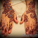 Фото тату Узоры хной (tattoo henna) (значение) - пример рисунка - 046 tatufoto.com