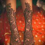 Фото тату Узоры хной (tattoo henna) (значение) - пример рисунка - 047 tatufoto.com