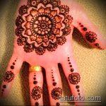 Фото тату Узоры хной (tattoo henna) (значение) - пример рисунка - 049 tatufoto.com