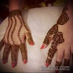 Фото тату Узоры хной (tattoo henna) (значение) - пример рисунка - 053 tatufoto.com
