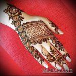 Фото тату Узоры хной (tattoo henna) (значение) - пример рисунка - 056 tatufoto.com