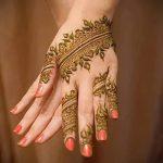 Фото тату Узоры хной (tattoo henna) (значение) - пример рисунка - 060 tatufoto.com