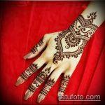 Фото тату Узоры хной (tattoo henna) (значение) - пример рисунка - 062 tatufoto.com