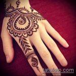 Фото тату Узоры хной (tattoo henna) (значение) - пример рисунка - 066 tatufoto.com