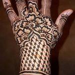 Фото тату Узоры хной (tattoo henna) (значение) - пример рисунка - 068 tatufoto.com
