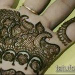 Фото тату Узоры хной (tattoo henna) (значение) - пример рисунка - 072 tatufoto.com