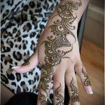 Фото тату Узоры хной (tattoo henna) (значение) - пример рисунка - 075 tatufoto.com