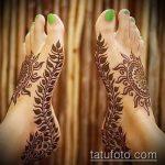 Фото тату Узоры хной (tattoo henna) (значение) - пример рисунка - 076 tatufoto.com