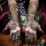 Фото тату Узоры хной (tattoo henna) (значение) - пример рисунка - 077 tatufoto.com