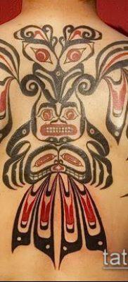 Фото тату Хайда (Tattoo haida) (значение) – пример рисунка – 002 tatufoto.com