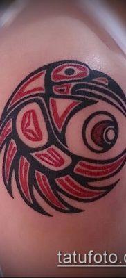 Фото тату Хайда (Tattoo haida) (значение) – пример рисунка – 007 tatufoto.com