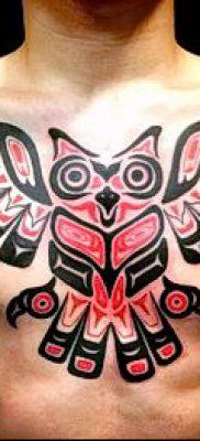 Фото тату Хайда (Tattoo haida) (значение) – пример рисунка – 021 tatufoto.com