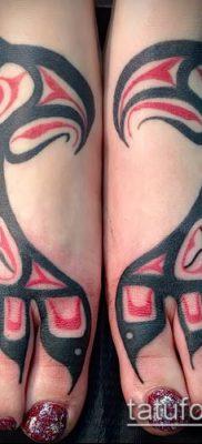 Фото тату Хайда (Tattoo haida) (значение) – пример рисунка – 023 tatufoto.com