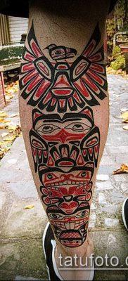 Фото тату Хайда (Tattoo haida) (значение) – пример рисунка – 025 tatufoto.com