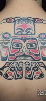 Фото тату Хайда (Tattoo haida) (значение) – пример рисунка – 027 tatufoto.com