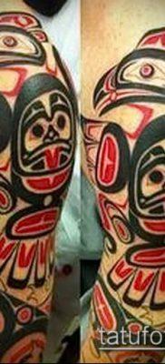 Фото тату Хайда (Tattoo haida) (значение) – пример рисунка – 030 tatufoto.com
