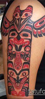Фото тату Хайда (Tattoo haida) (значение) – пример рисунка – 031 tatufoto.com