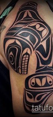 Фото тату Хайда (Tattoo haida) (значение) – пример рисунка – 036 tatufoto.com