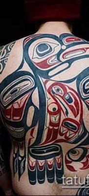 Фото тату Хайда (Tattoo haida) (значение) – пример рисунка – 043 tatufoto.com