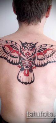 Фото тату Хайда (Tattoo haida) (значение) – пример рисунка – 044 tatufoto.com
