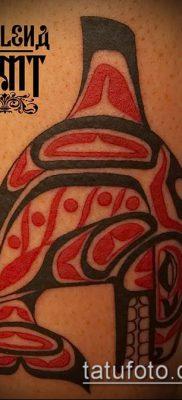 Фото тату Хайда (Tattoo haida) (значение) – пример рисунка – 046 tatufoto.com
