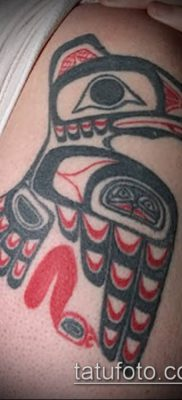 Фото тату Хайда (Tattoo haida) (значение) – пример рисунка – 052 tatufoto.com
