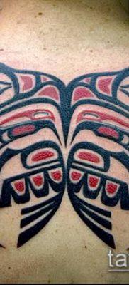 Фото тату Хайда (Tattoo haida) (значение) – пример рисунка – 055 tatufoto.com