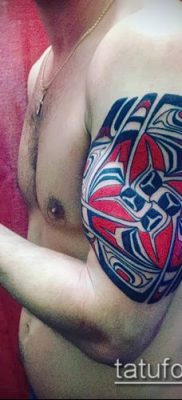 Фото тату Хайда (Tattoo haida) (значение) – пример рисунка – 056 tatufoto.com