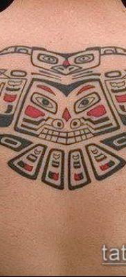 Фото тату Хайда (Tattoo haida) (значение) – пример рисунка – 057 tatufoto.com