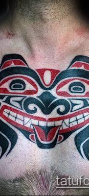 Фото тату Хайда (Tattoo haida) (значение) – пример рисунка – 059 tatufoto.com