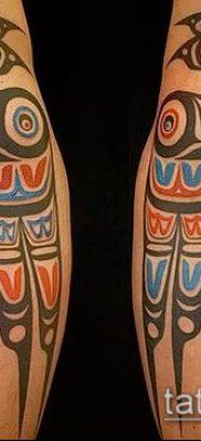 Фото тату Хайда (Tattoo haida) (значение) – пример рисунка – 069 tatufoto.com