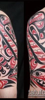 Фото тату Хайда (Tattoo haida) (значение) – пример рисунка – 072 tatufoto.com