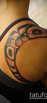 Фото тату Хайда (Tattoo haida) (значение) – пример рисунка – 075 tatufoto.com