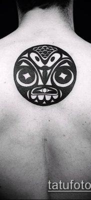 Фото тату Хайда (Tattoo haida) (значение) – пример рисунка – 079 tatufoto.com