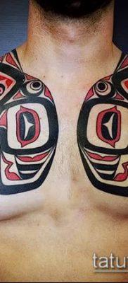 Фото тату Хайда (Tattoo haida) (значение) – пример рисунка – 082 tatufoto.com