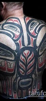 Фото тату Хайда (Tattoo haida) (значение) – пример рисунка – 085 tatufoto.com