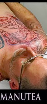Фото тату Хайда (Tattoo haida) (значение) – пример рисунка – 089 tatufoto.com