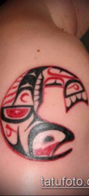 Фото тату Хайда (Tattoo haida) (значение) – пример рисунка – 090 tatufoto.com