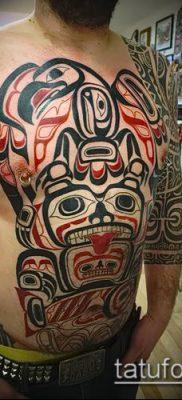Фото тату Хайда (Tattoo haida) (значение) – пример рисунка – 094 tatufoto.com