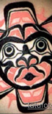 Фото тату Хайда (Tattoo haida) (значение) – пример рисунка – 096 tatufoto.com