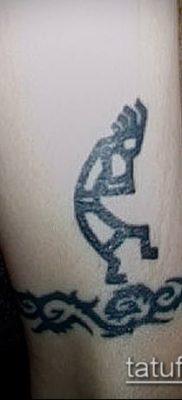 Фото тату кокопелли (Kokopelli tattoos) (значение) – пример рисунка – 043 tatufoto.com
