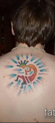 Фото тату кокопелли (Kokopelli tattoos) (значение) – пример рисунка – 070 tatufoto.com