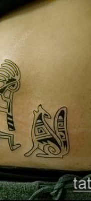 Фото тату кокопелли (Kokopelli tattoos) (значение) – пример рисунка – 078 tatufoto.com