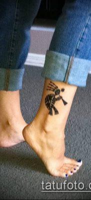 Фото тату кокопелли (Kokopelli tattoos) (значение) – пример рисунка – 082 tatufoto.com