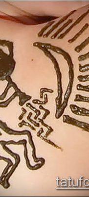 Фото тату кокопелли (Kokopelli tattoos) (значение) – пример рисунка – 107 tatufoto.com