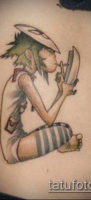 Фото тату марихуанна (Tattoo Marijuana) (значение) – пример рисунка – 012 tatufoto.com